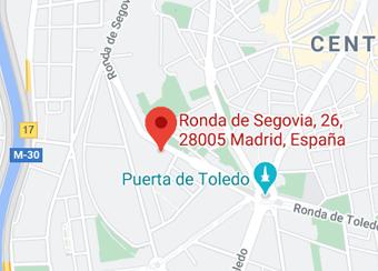 Ronda de Segovia, 26, Madrid