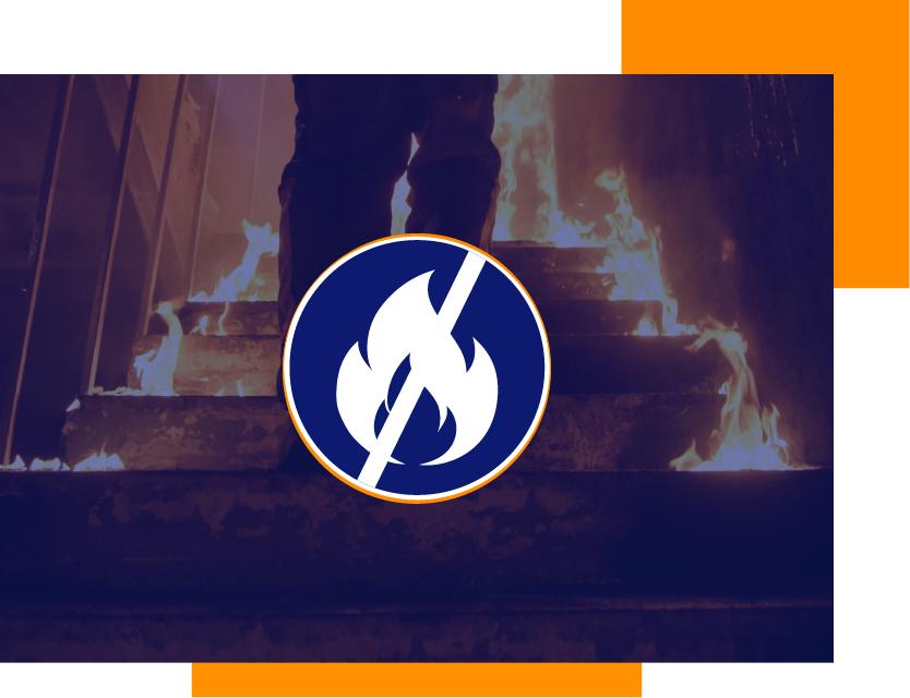 Protección pasiva al fuego en madrid. Lana de roca y otros materiales ignífugos