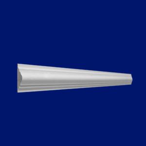 Baquetón N4 color blanco barato