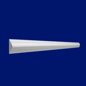 Baquetón N5 de escayola Lafuente.