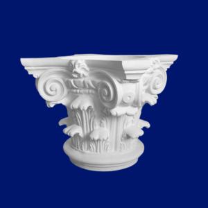 Escayola decorativa en Madrid: capiteles, basas y columnas