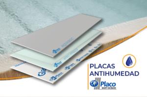 placas antihumedad de placo en Madrid