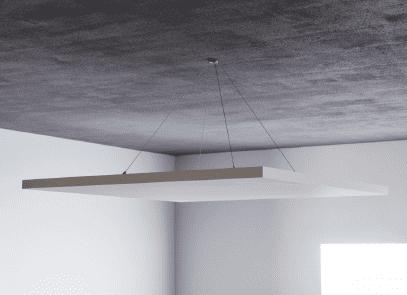 Isla acústica Ecophon Solo en Madrid