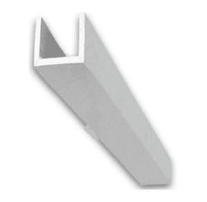 Pieza transformada en forma de U en placa de yeso laminado