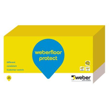 Weberfloor Protect barniz para suelo en Madrid