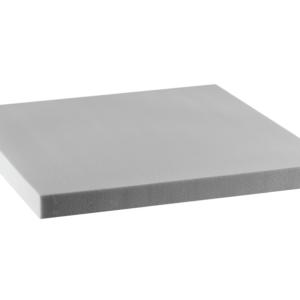 Panel cuadrado clásico para acondicionamiento acústico.