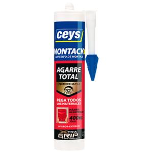 Adhesivos CEYS - Montack cinta de doble cara en cartucho