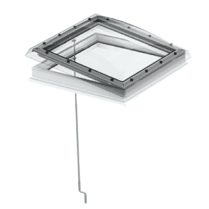 CVP manual con cúpula acrílica