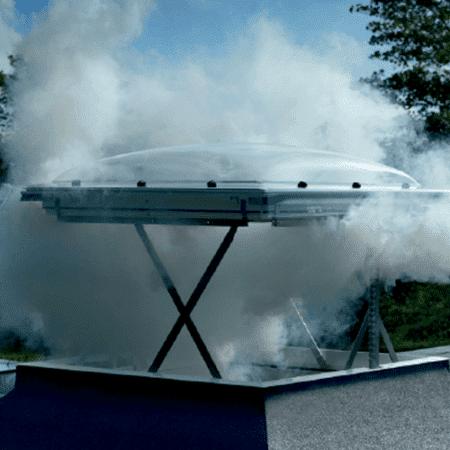 CSP extracción de humos